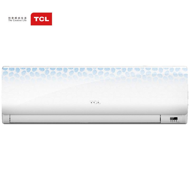 TCL 1匹 定频 冷暖 壁挂式空调 KFRd-25GW/EL13 1649元