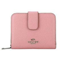 蔻馳(COACH)女士零錢包卡包F52692(粉色)