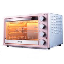 格兰仕(Galanz) X1R 上下管独立控温 机械版 电烤箱 42L 玫瑰金