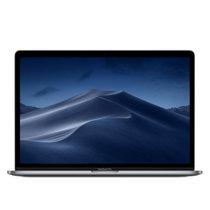 Apple MacBook Pro 15.4英寸笔记本电脑 深空灰 Touch Bar 2019款(六核九代i7 16G 256G固态 4G MV902CH/A)