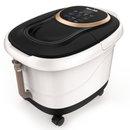 泰昌(Taicn)TC-Z3211便攜提手養生足浴盆 智能按摩全自動加熱洗腳盆泡腳洗腳桶 白色