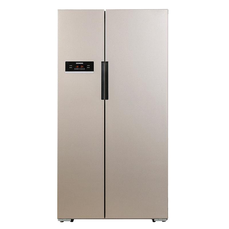 西门子冰箱(siemens) bcd-610w(ka92nv03ti) 610升变频无霜独立双循