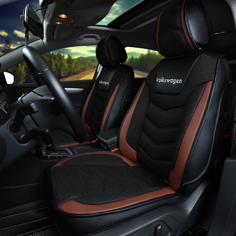 富安途汽车坐垫专用于大众凌渡途观cc朗逸帕萨特高尔夫速腾迈腾四季