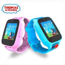 托马斯和朋友(THOMAS&FRIENDS) 儿童电话手表GPS定位防丢生活防水拍照学生电话手表(粉色 颜色)