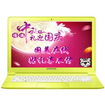 三星(samsung) 905S3G系列 13.3英寸笔记本电脑(黄色905S3G-K08)