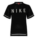 Nike耐克2018年新款女子AS W NSW TOP SS MESHT恤893674-010(如图)(XXL)