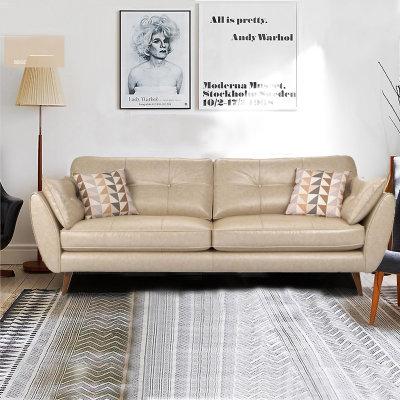 TIMI天米 北欧现代简皮艺沙发组合 1360元包邮