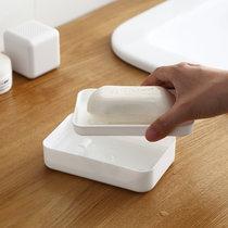 家居雙層瀝水皂盒衛生間北歐創意手工皂盒簡約置物香皂盒(,DR立體系列長頸鹿)