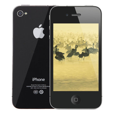 apple iphone 4 8g 黑色 3g手机