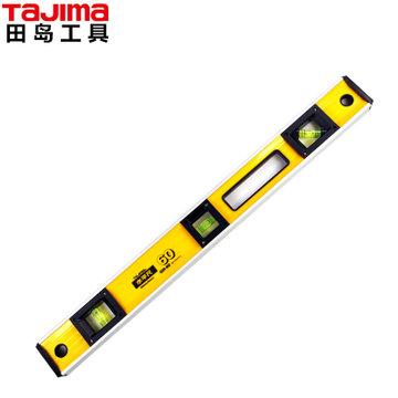tajima/田岛工具水平尺带握把水平仪铝合金水平尺水准仪非磁性gh-90
