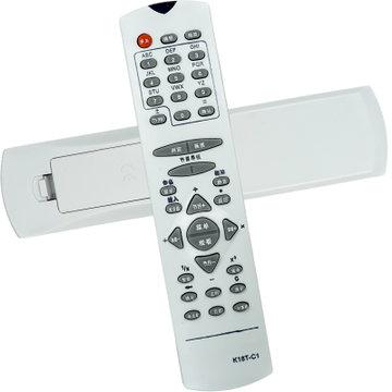 金普达遥控器适用于长虹电视机遥控器k18t-c1 k18t-c2 pf2155 pf21300