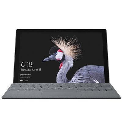 微软(Microsoft)Surface Pro 12.3英寸二合一平板电脑(i5 8G内存 256G存储)(套机)