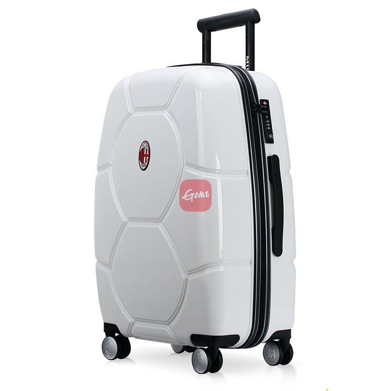 ac米兰 拉杆箱女可爱小清新个性儿童行李箱男登机箱迷你旅行箱 球形