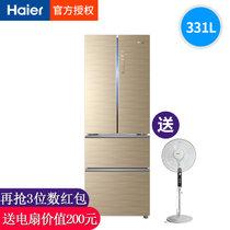 海尔331升多门冰箱