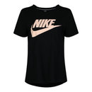 Nike耐克2018年新款女子AS W NSW ESSNTL TOP HBRT恤829748-013(如图 XXL)