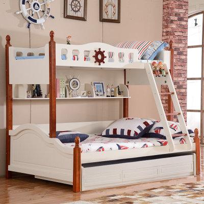 A家家具 实木框架子母床 A款 1.2*1.9m 2149元包邮(下单立减)