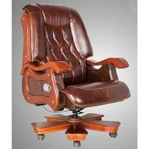 DF老板椅多功能總裁椅電腦椅進口牛皮辦公椅可躺DF-ZP20