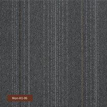 办公室地毯方块写字楼酒店房间卧室客厅家用商用拼接满铺地毯(Mon-H1-06)