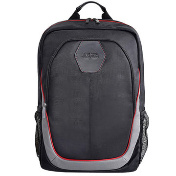 华硕(ASUS)飞行堡垒系列 FX50/N552 15.6英寸笔记本电脑双肩背包 华硕飞行堡垒双肩背包PLUS 电脑背包(黑色 15.6英寸)