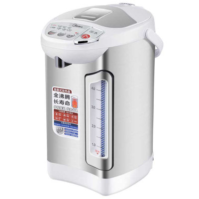 美的电热水瓶PF602-50G5L 六段保温 智能预约