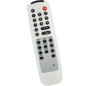 金普达遥控器适用于k6f长虹电视机遥控器 r2117fa r2118fa r2118ma