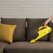 東菱VCP-1006C家用小型手持式推桿靜音***大吸力功率地毯吸塵器(黃色 熱銷)