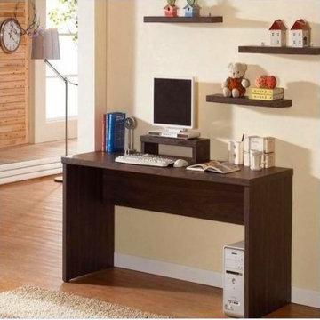 下架不上【京好】电脑桌 书桌 餐桌 木制韩式简易板式