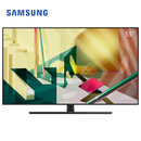 三星(SAMSUNG)QA55Q70TAJXXZ 55英寸窄邊框 4K量子點 智能控音QHDR 一鍵投屏電視