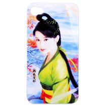 奥迪嘉(odja)iPhone4 iJ-H4手机保护壳(西子浣纱)