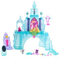 孩之宝小马宝莉小马利亚系?#24515;?#22411;水晶城堡套装B5255