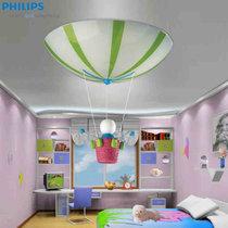 飛利浦吸頂燈燈具燈飾現代簡約兒童房燈卡通 男孩女孩臥室燈兒童房溫馨小乖乖燈(不含光源)