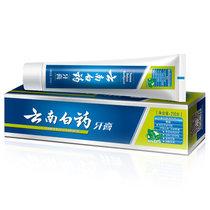 云南白药(YUNNANBAIYAO) 云南白药牙膏单支薄荷清爽型210g 新老包装随机发货