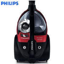飛利浦(Philips)吸塵器FC9911/81 家用2.2L塵桶地毯式大功率 臥式除螨吸塵機 2200瓦大功率