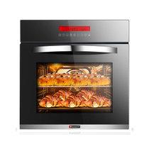 海氏 (Hauswirt) HO-M50 LED触控面板?#24230;?#24335;电烤箱 热风循环 保温隔热 安心童锁 黑
