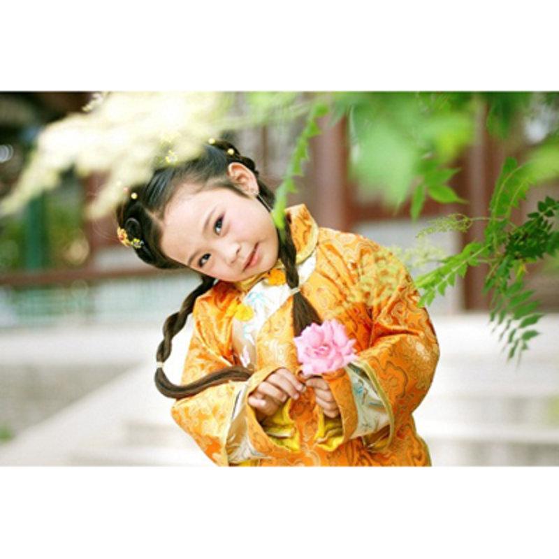 古装苑摄影儿童写真