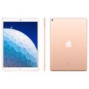 Apple iPad Air 3 2019年新款平板電腦 10.5英寸(64G WLAN版/A12芯片/Retina顯示屏/MUUL2CH/A)金色