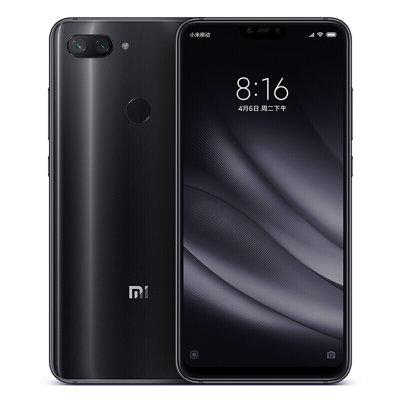 小米(MI) 小米8青春版 全网通4G手机(深空灰 6GB+128GB)