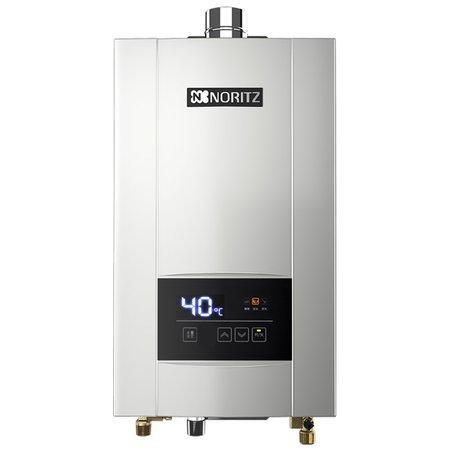 NORITZ 能率 GQ-16E3FEX(天然气)(JSQ31-E3)16升 日本原装CPU 燃气热水器