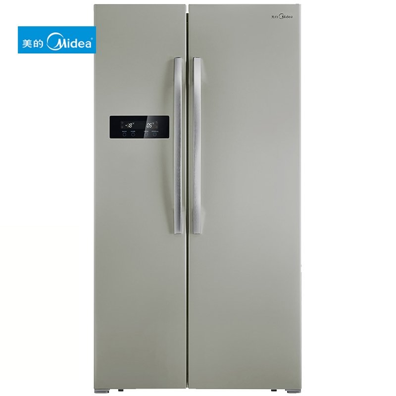 美的冰箱配件附件_【美的BCD-516WKM(E)冰箱图片】美的(Midea)BCD-516WKM(E) 516升/风冷无霜 ...