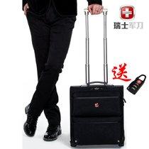 SWISSGEAR瑞士军刀16寸拉杆箱女款小行李箱机长飞行箱旅行箱SR8118
