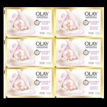 【正品包郵】Olay玉蘭油香皂沐浴清潔香皂家庭裝 125g*6塊裝(清爽滋養型)