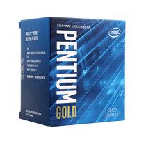 英特尔(Intel)八代Coffee Lake 盒装处理器(奔腾G5400 双核)