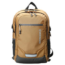 Wenger 威戈 时尚户外休闲旅行背包电脑包 14寸(姜黄色)