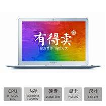 【二手95新】苹果/APPLE MacBook Air 超薄笔记本电脑 顺丰包邮(银色 760A 4G/128G 13.3寸)