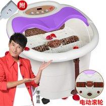 凯仕乐(Kasrrow)养生足浴盆 家用洗脚盆 恒温加热泡脚足浴器 KSR-A28S-A紫色(紫色 KSR-A920)