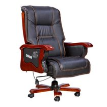 DF真皮老板椅電腦椅可躺中班椅子DF-ZP22