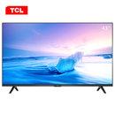 TCL 43L2F 43英寸全高清FHD智能电视机 丰富影视教育资源(黑色)