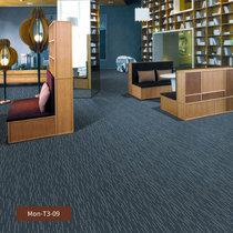 办公室方块地毯拼接客厅卧室写字楼会议室台球室酒店工程地毯(Mon-T3-09)