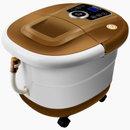 宋SJ-8803足浴器变频自动恒温可调温调时间足浴盆全自动加热恒温脚动按摩泡脚盆深桶洗脚盆刮痧足疗机保温防尘全盖一键启动