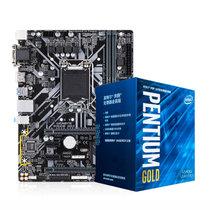 Gigabyte/技嘉 B360M HD3 游?#20998;?#26495;+Intel G5400 奔腾CPU电脑套装(黑色 B360M HD3)